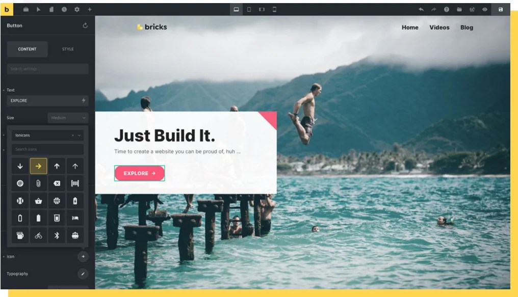 You are currently viewing Bricks 1.3.3 NULLED – Visual Website Builder For WordPress
