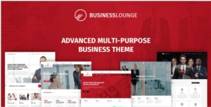 Read more about the article Business Lounge 1.9.5 – Multi-Purpose Consulting & Finance Theme