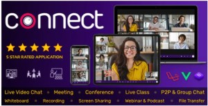 Read more about the article Connect 1.11.0 NULLED – Script For Webinars, Online Training And Web Conferences