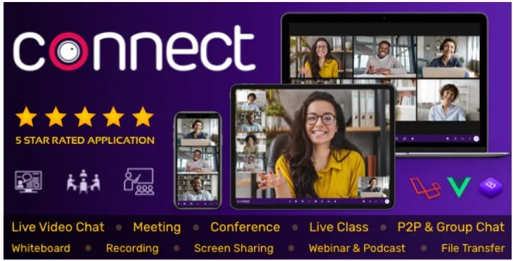 You are currently viewing Connect 1.11.0 NULLED – Script For Webinars, Online Training And Web Conferences