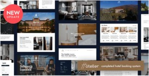 Read more about the article Hoteller 5.3 NULLED – WP Hotels & Resorts Template