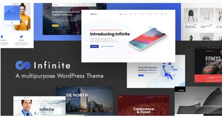 You are currently viewing Infinite 3.4.3 – Multipurpose WordPress Theme