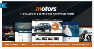 Read more about the article Motors 5.0.8 Nulled – Car Dealer, Rental & Classifieds WordPress Theme
