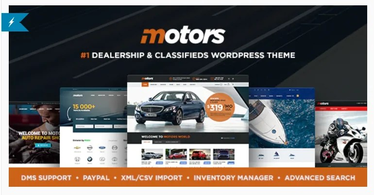 You are currently viewing Motors 5.0.8 Nulled – Car Dealer, Rental & Classifieds WordPress Theme