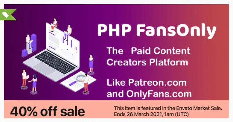 You are currently viewing PHP FansOnly Patrons 2.0 Nulled – Paid Content Creators Platform