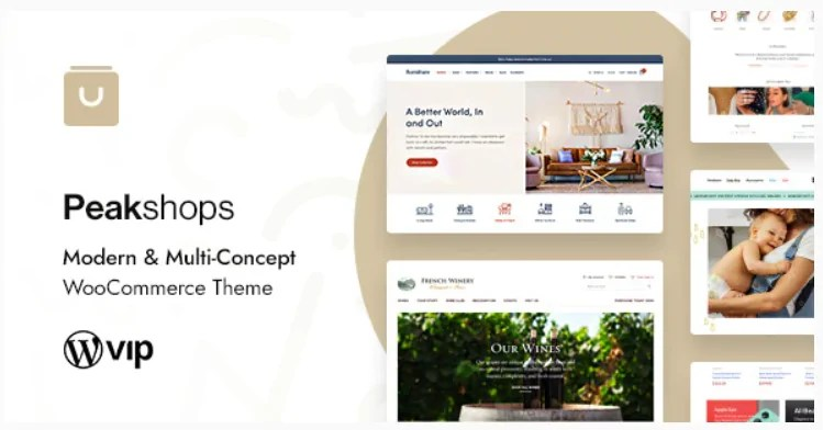You are currently viewing PeakShops 1.4.9.1 Nulled – Modern & Multi-Concept WooCommerce Theme