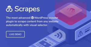 Read more about the article Scrapes 2.1.0 NULLED – WordPress Scraper and Content Crawler Plugin