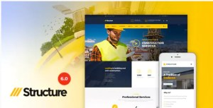 Read more about the article Structure 7.0.0 Nulled – Construction Industrial Factory WordPress Theme