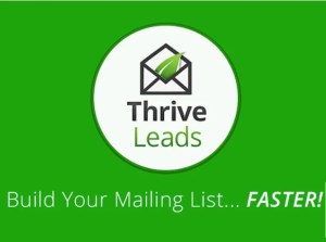 Read more about the article Thrive Leads 2.3.9.4 NULLED – WordPress Email Collection Plugin