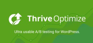 Read more about the article Thrive Optimize 1.4.13.3 NULLED – Best A / B Testing Plugin for WordPress