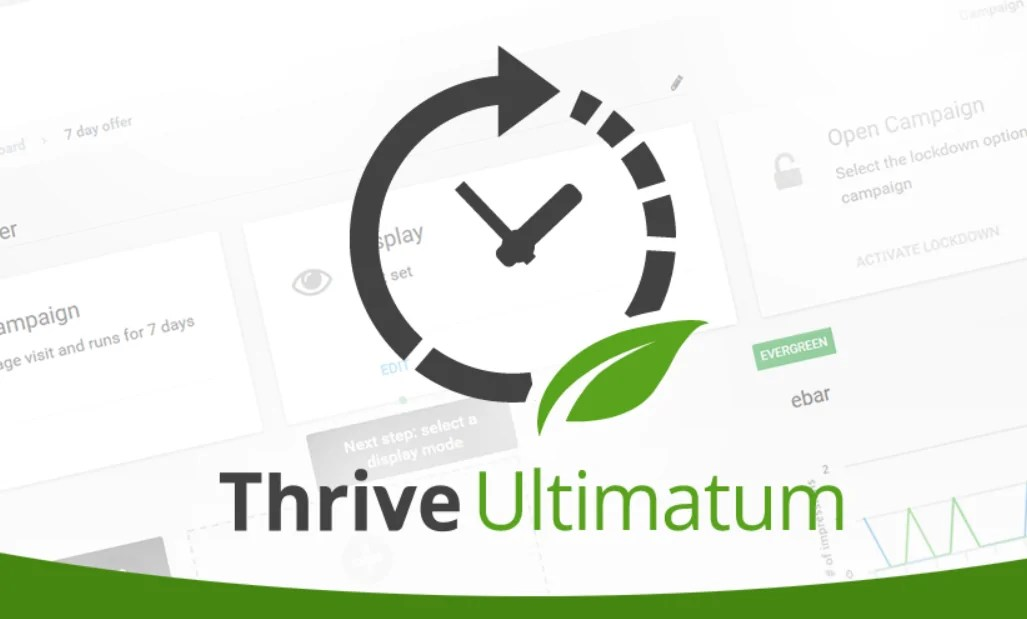 You are currently viewing Thrive Ultimatum 3.0 NULLED – Marketing Tool For WordPress