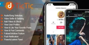 Read more about the article TicTic 3.0.0 – Android media app for creating Videos