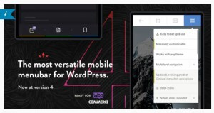Read more about the article Touchy 4.4 – WordPress Mobile Menu Plugin