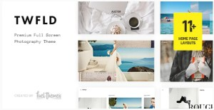 Read more about the article TwoFold 2.7.0.1 Nulled – Fullscreen Photography WordPress Theme