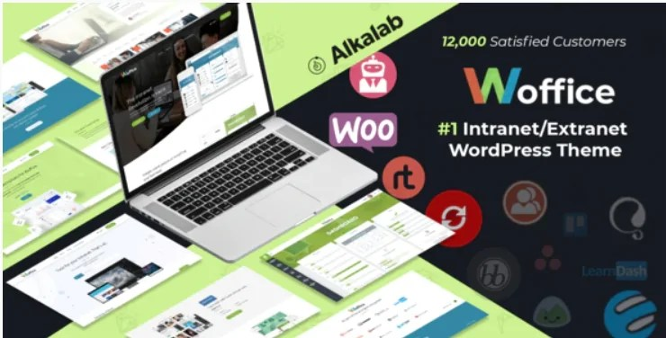 You are currently viewing Woffice 4.0.8 – Intranet/Extranet WordPress Theme