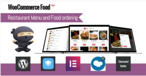 Read more about the article WooCommerce Food 2.8.2 – Restaurant Menu & Food ordering