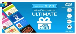 Read more about the article WooCommerce Ultimate Gift Card 2.7.7 NULLED – Gift Cards for WooCommerce