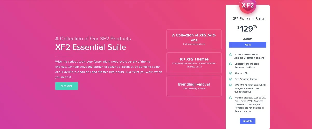 Read more about the article XF2 Essential Suite 1.0.0 – Module for Xenfore