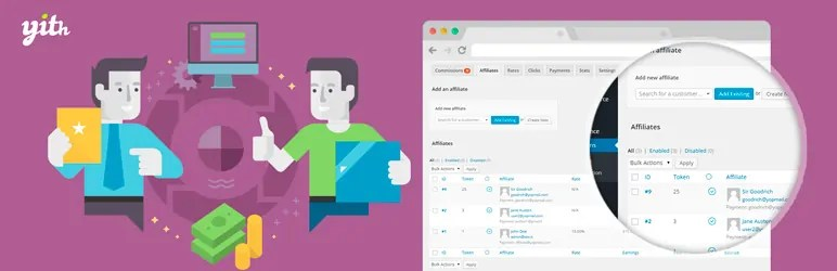 You are currently viewing YITH WooCommerce Affiliates Premium 1.8.2