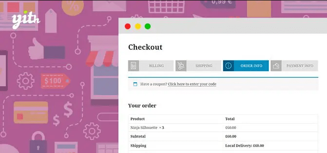 You are currently viewing YITH WooCommerce Multi-step Checkout Premium 2.0.10