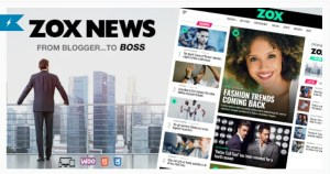 Read more about the article Zox News 3.11.1 Nulled – Professional WordPress News & Magazine Theme