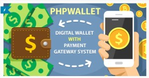 Read more about the article phpWallet 3.9 – e-wallet and online payment gateway system