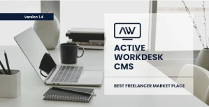 Read more about the article Active Workdesk CMS 1.5 NULLED