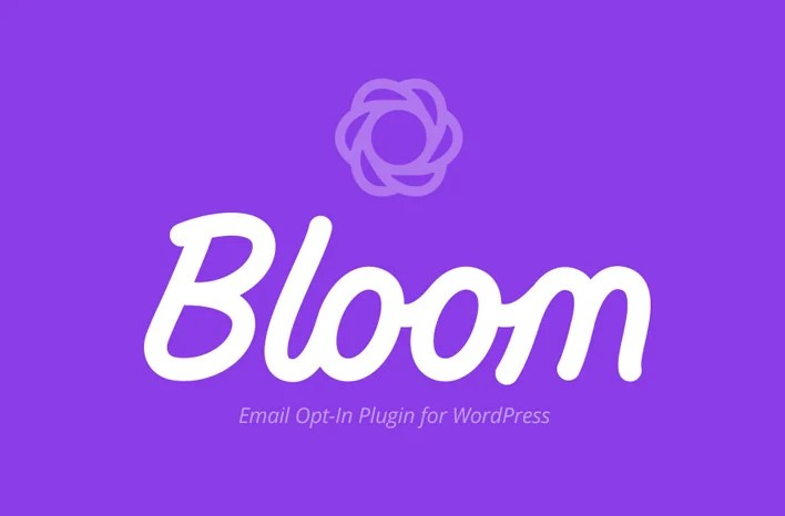 You are currently viewing Bloom 1.3.12 – Email Subscription WordPress Plugin
