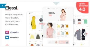 Read more about the article Elessi 4.6.5 – WooCommerce AJAX WordPress Theme