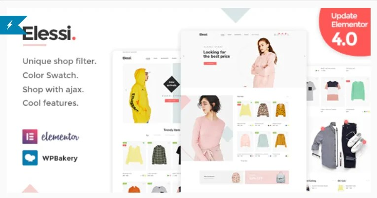 You are currently viewing Elessi 4.5.7 – WooCommerce AJAX WordPress Theme