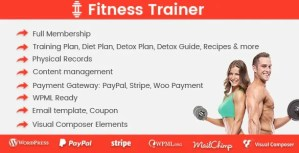 Read more about the article Fitness Trainer 1.5.7 – Training Membership Plugin