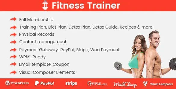You are currently viewing Fitness Trainer 1.5.7 – Training Membership Plugin