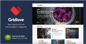 Read more about the article Gridlove 1.9.9 – News Portal & Magazine WordPress Theme