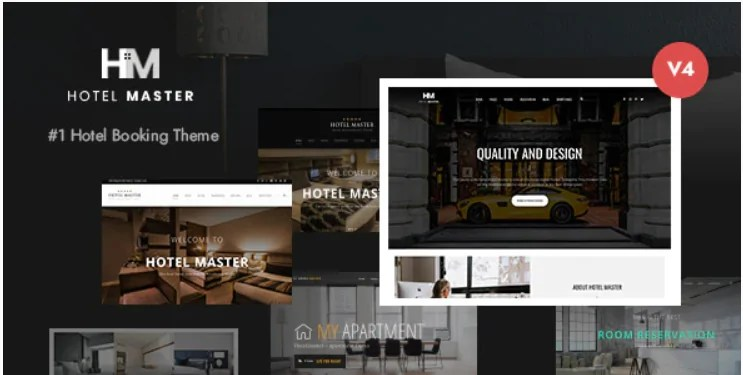 You are currently viewing Hotel Master 4.1.2 – Hotel Booking WordPress Theme