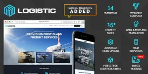 Read more about the article Logistic 6.8 – WP Theme For Transportation Business