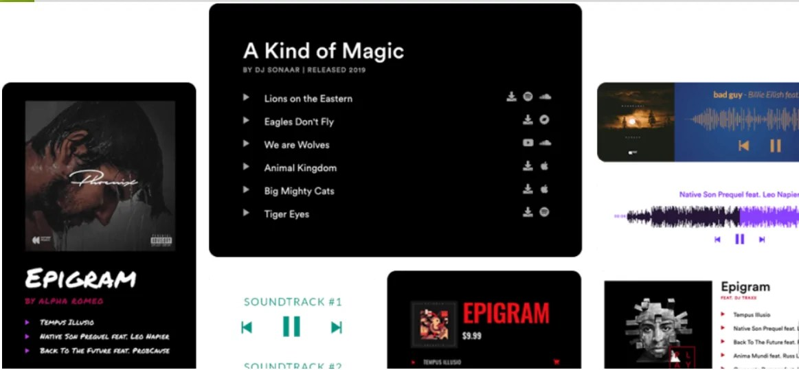You are currently viewing MP3 Music Player PRO 2.3.1 NULLED – WordPress Plugin