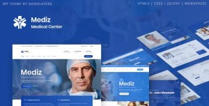 Read more about the article Mediz 2.0.3 – Medical WordPress