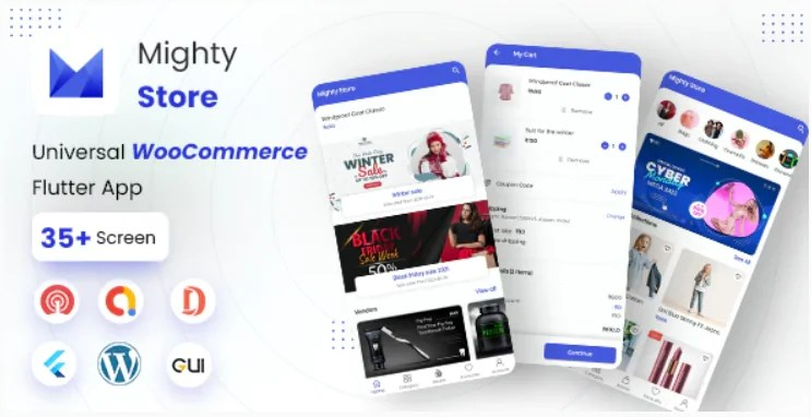 You are currently viewing MightyStore Dokan Multi Vendor 5.0 – Flutter E-commerce Full App