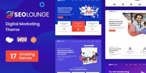 Read more about the article SEOLounge 3.0.2 NULLED – Digital Marketing Theme