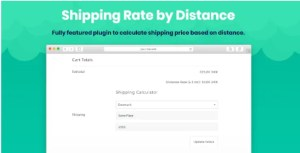 Read more about the article Shipping Rate 1.1.2 – Distance for WooCommerce