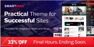 Read more about the article SmartMag 6.0.0 – News & Magazine WordPress