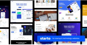 Read more about the article Starto 1.7.2 Nulled – Saas Software Startup WordPress