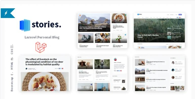 You are currently viewing Stories 1.3 Nulled – Laravel Creative Multilingual Blog