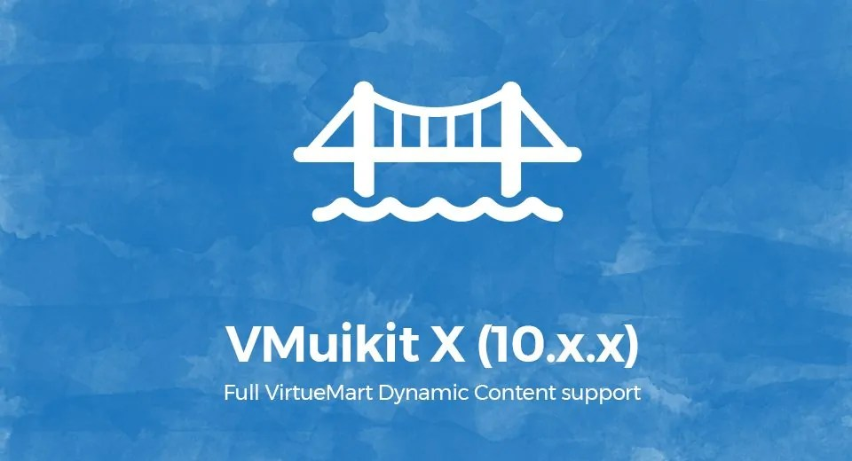 Read more about the article VMuikit X 10.5 – Joomla Extension
