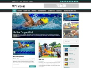 Read more about the article WP Fanzone 3.2 – Light WordPress Theme