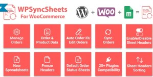 Read more about the article WPSyncSheets For WooCommerce 5.3 – Formally WooSheets