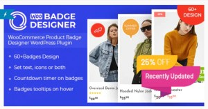 Read more about the article Woo Badge Designer 3.0.7 – Badges For WooCommerce Products