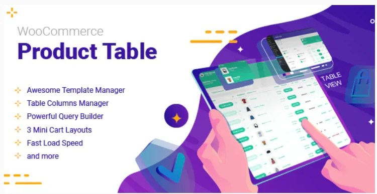 You are currently viewing WooCommerce Product Table 2.5.0 – WordPress Plugin