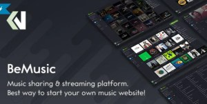 Read more about the article BeMusic 2.5.2 – Music Streaming Engine