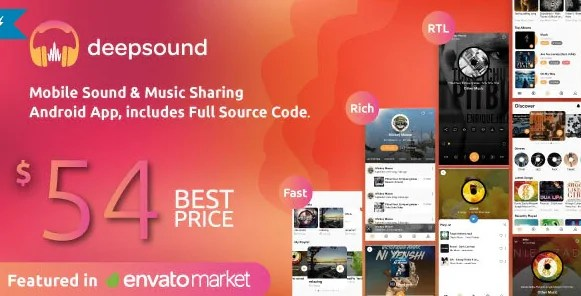 You are currently viewing DeepSound Android 1.8 – Android Application